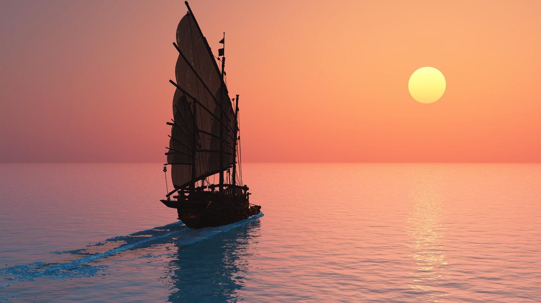 Sail away on a luxury trip   © Ajith Kumar / Flickr