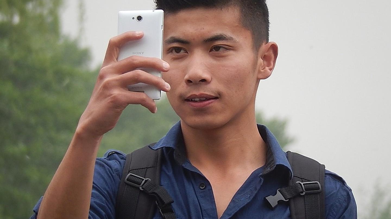Chinese millennial | © Michael Coghlan / Flickr