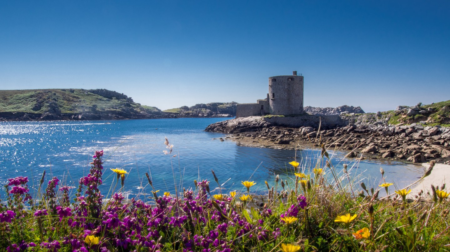 Cromwell's Fort, Tresco | © Nathan Siemers/Flickr
