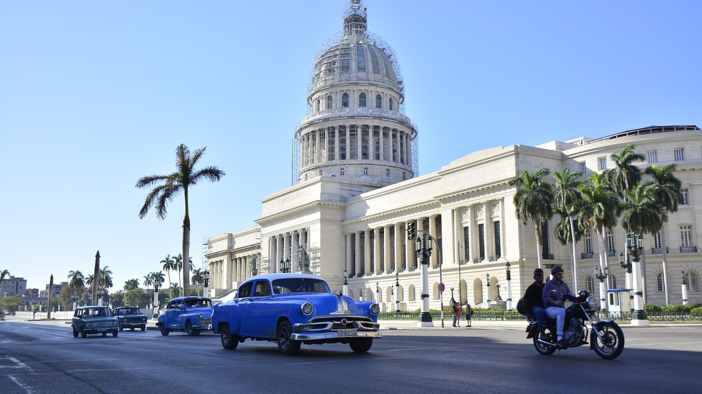 El Capitolio, Havana | © AndyLeungHK / Pixabay