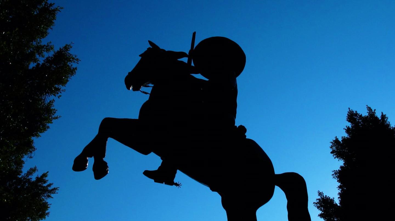 Emiliano Zapata statue | © MirandaUrbina / WikiCommons