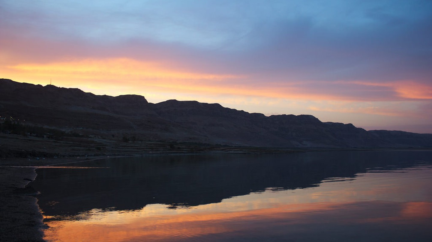 Sunset at the Dead Sea, Israel | © Yair Aronshtam / Flickr