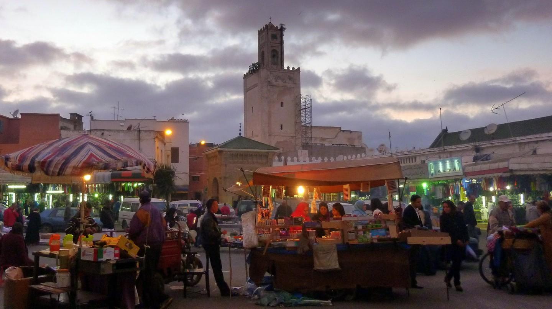 Evening in El Jadida | © *pascal* / Flickr