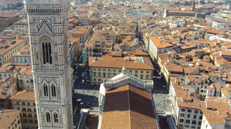 Florence| ©Alboholic/ WikiCommons