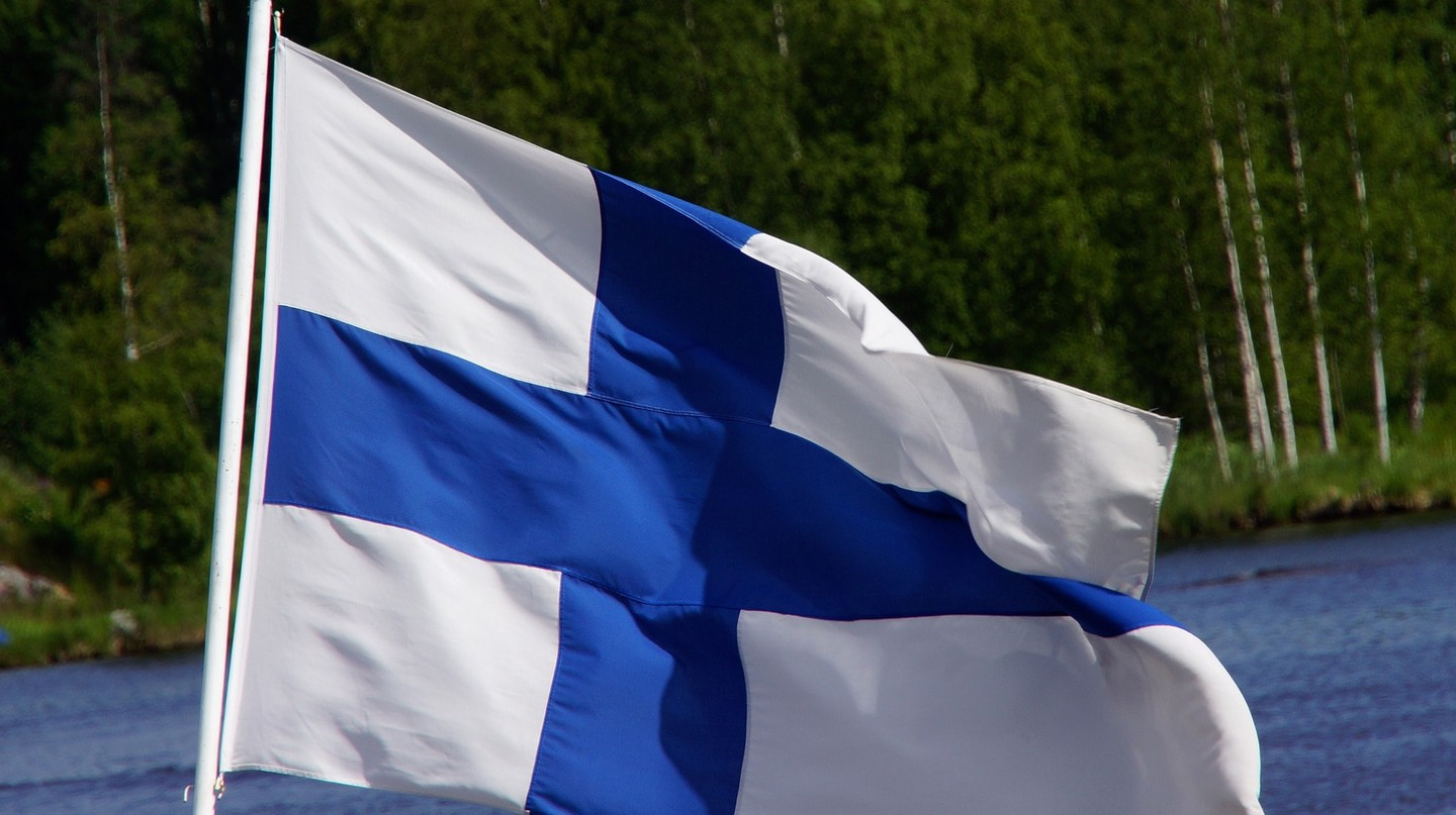 Finnish flag / Hietaparta / Pixabay