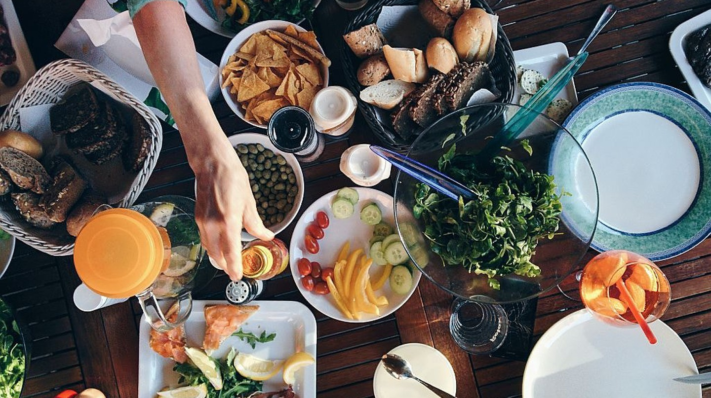 A feast of flavors and smells | © foodiesfeed.com