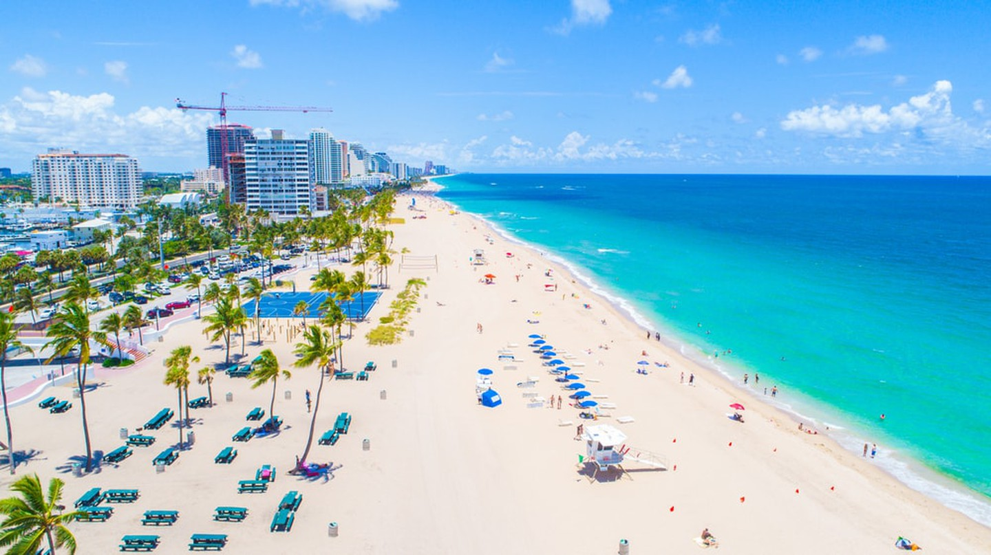 Fort Lauderdale Beach | © Miami2you / Shutterstock