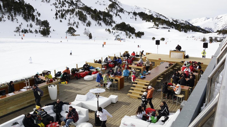 Nordic Lounge Gall de Bosc, Soldeu, Andorra | Courtesy of Grandvalira