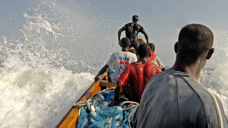 Fishermen, Ghana | hbieser/Pixabay