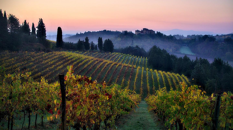 Good Morning Tuscany©Thomas Fabian:Flickr
