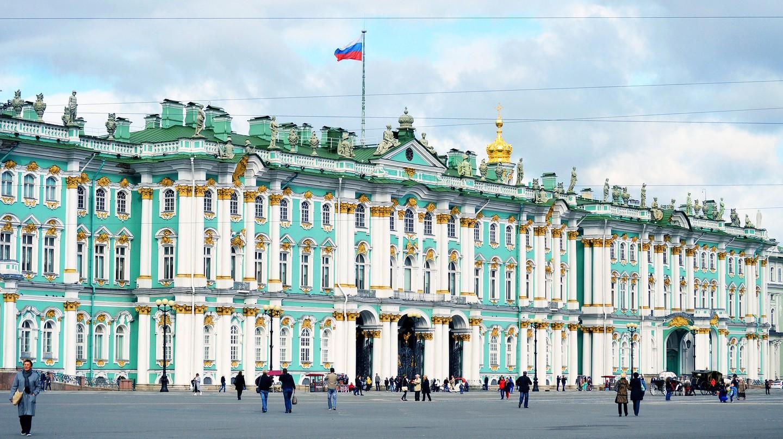 The State Hermitage Museum   © quinntheislander / Pixabay