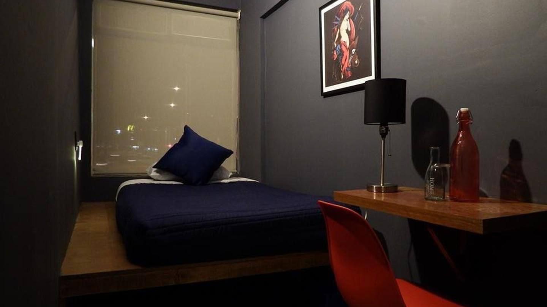 CDMX Hostel Art Gallery