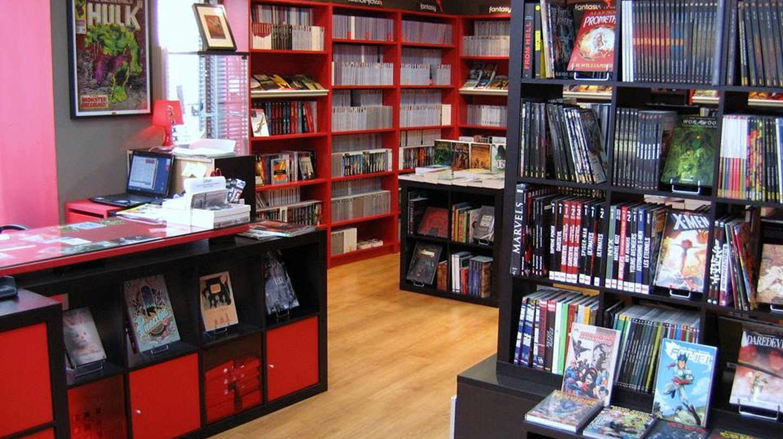 Imaginaute is a treasure trove for comic fans |Courtesy of Imaginaute
