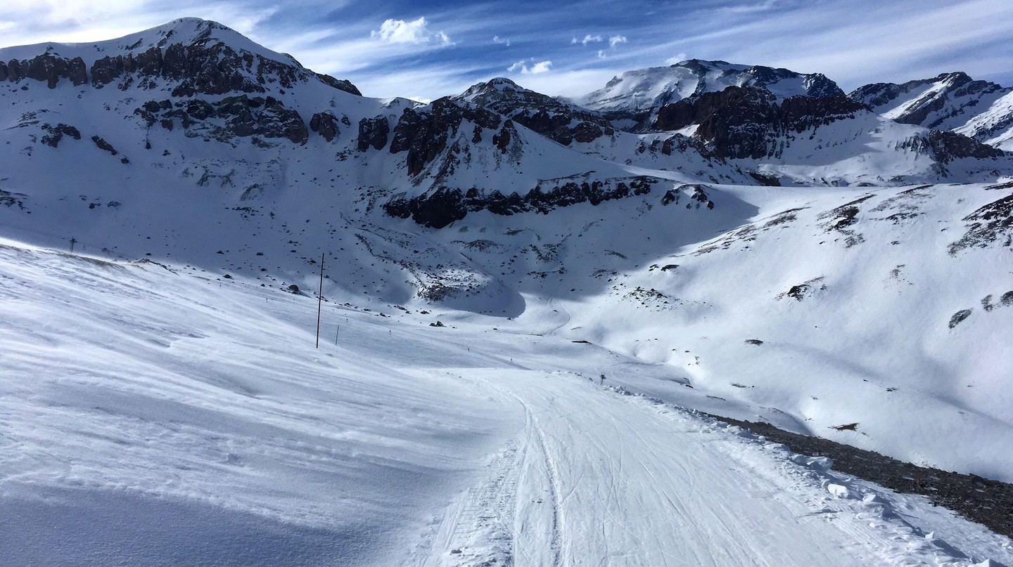 Valle Nevado | © Lucy Pierce