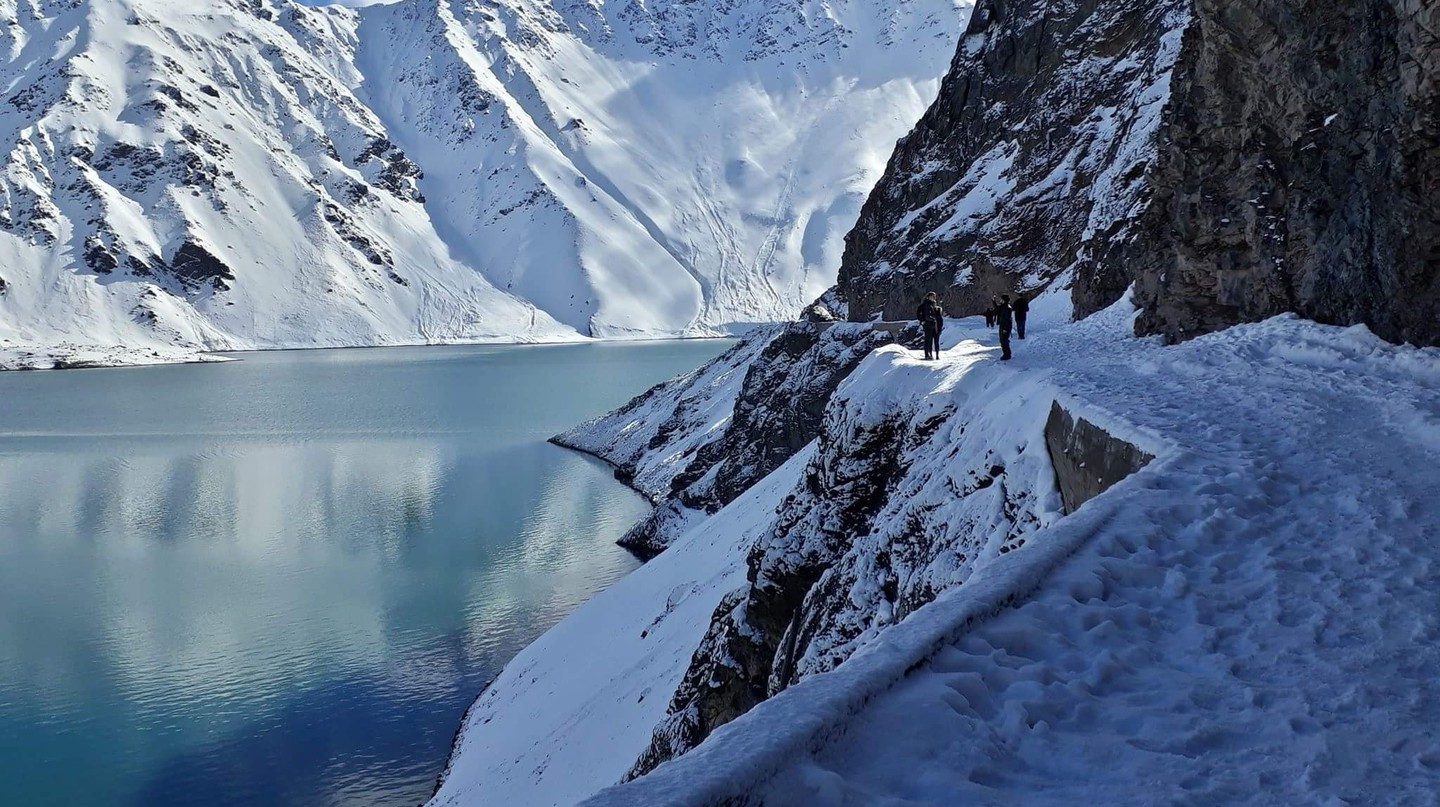 Embalse El Yeso | Lucy Pierce / © Culture Trip