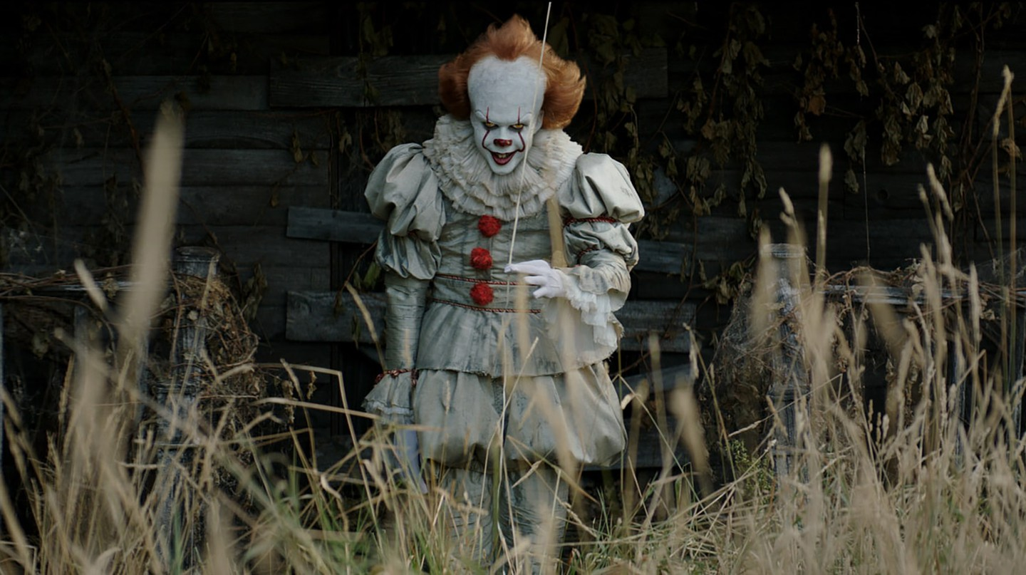 Pennywise from IT | © Warner Bros./New Line Cinema