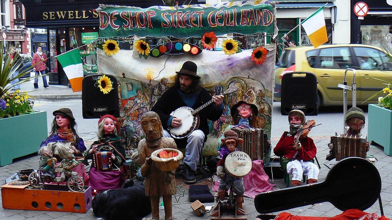 Killarney Market band! | © mozzercork/ Flickr