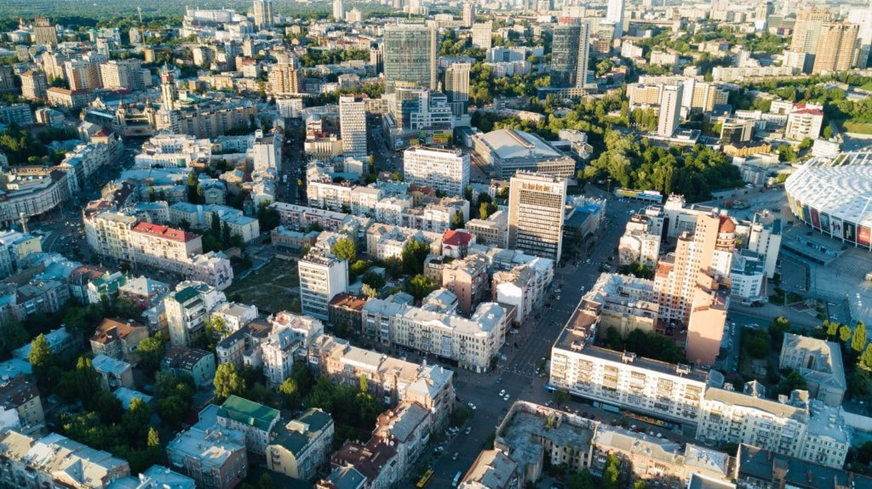 View over Kiev | © Lubomirkin/Unsplash