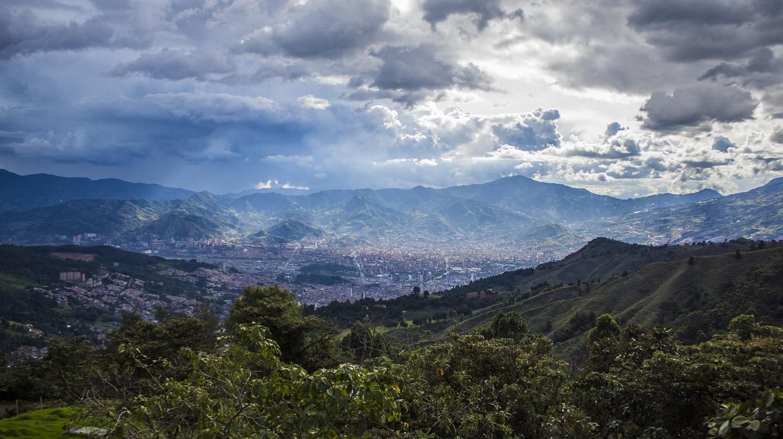 Medellin | © alefunky / Pixabay