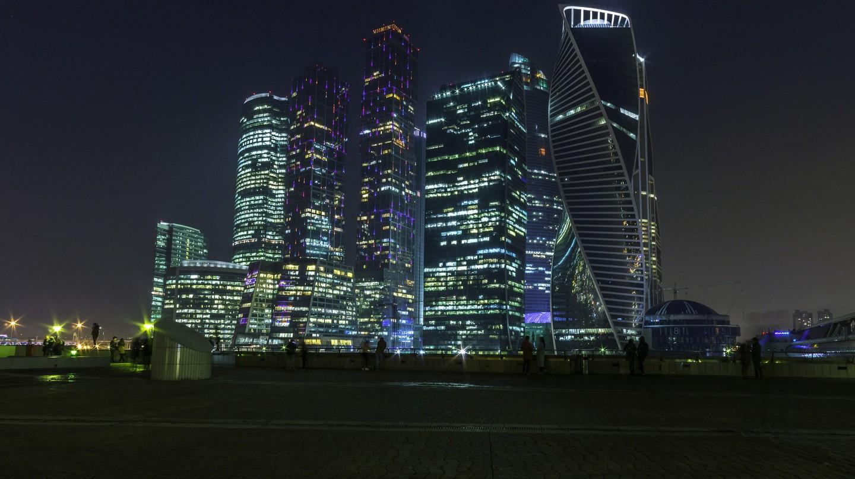 Moscow City | © Kolya Sanich / Flickr