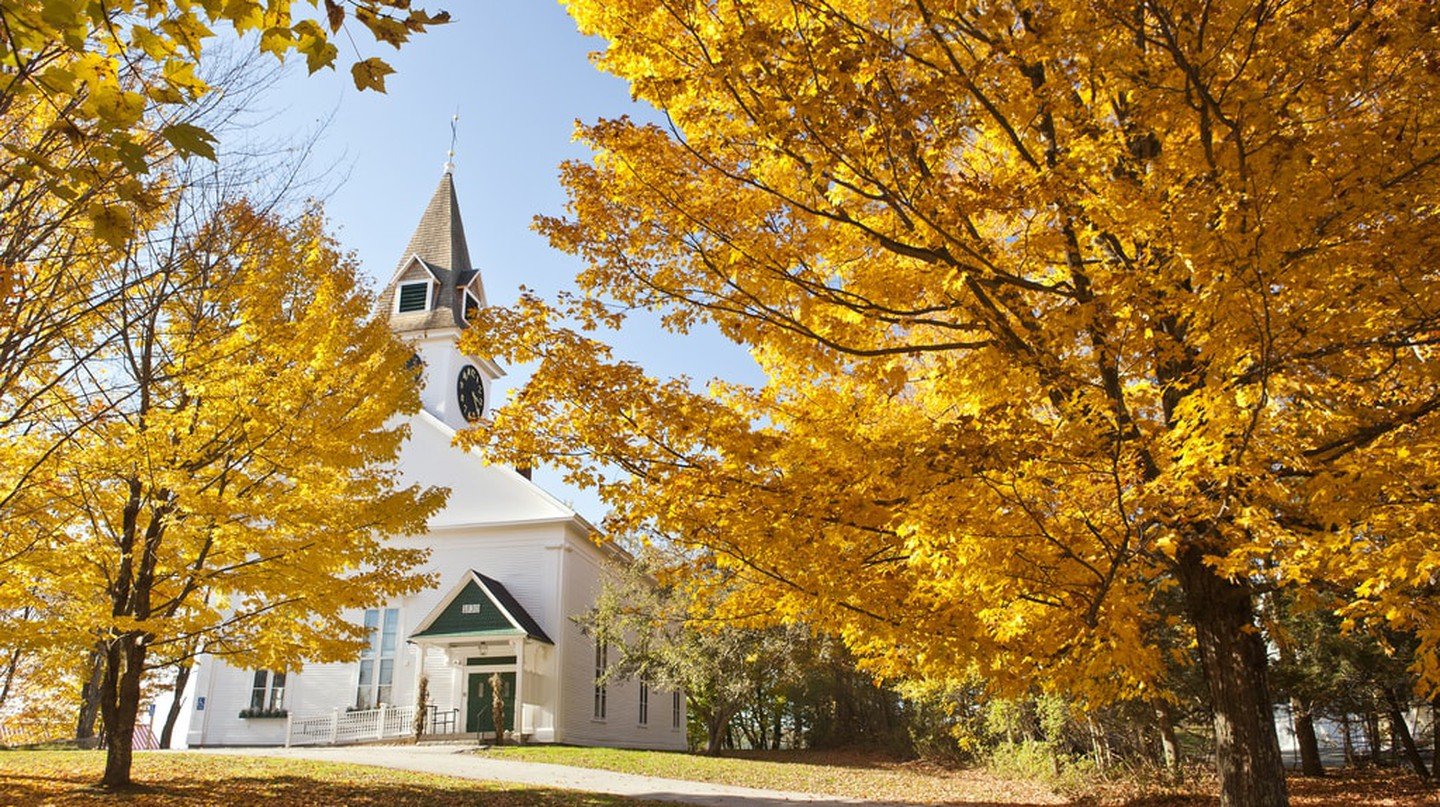 13 Reasons to Visit New England This Fall