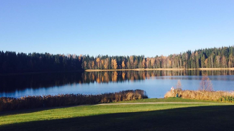 Nordbytjernet lake, Jessheim | © Demie K. Aas