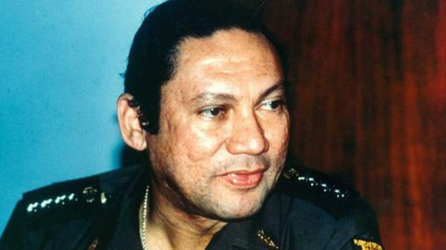 The Rise And Fall Of Panamanian Dictator Noriega