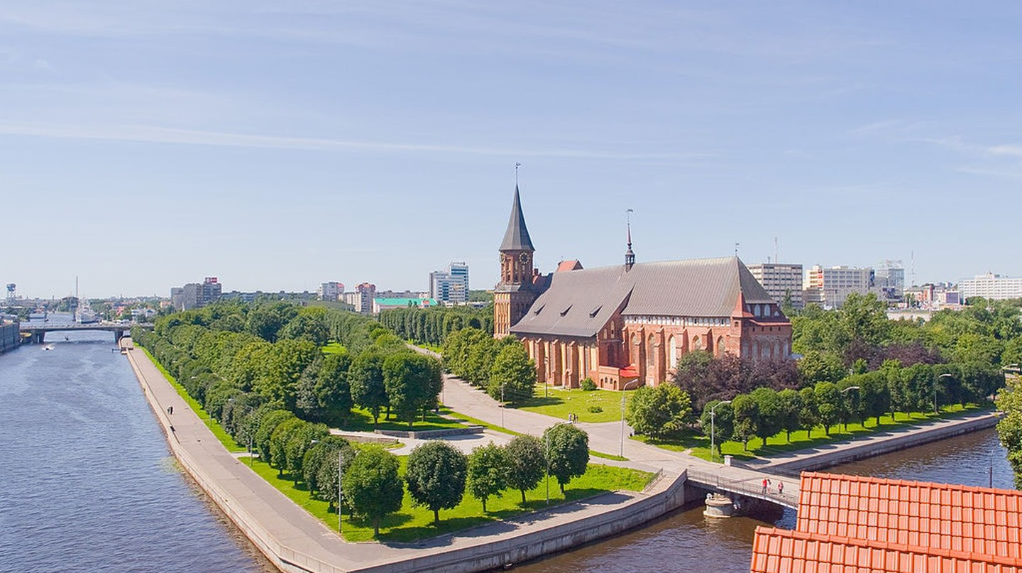 Old cathedral of Kaliningrad | © Gumerov Ildar / Wikimedia Commons