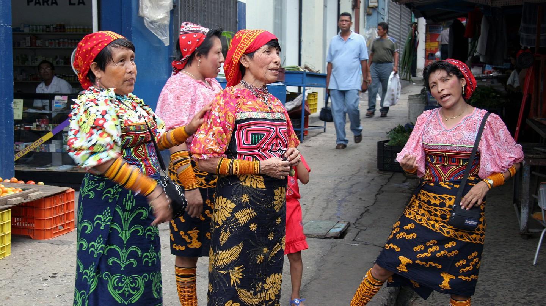 Guna Yala women | © Yves Picq / WikiCommons