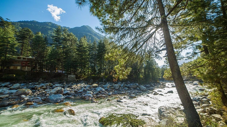 Kheer Ganga near Parvati Valley