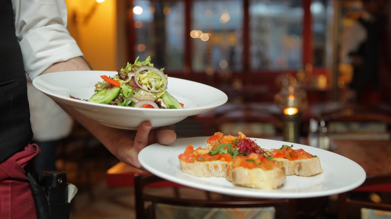 Fine dining restaurant / Pexels