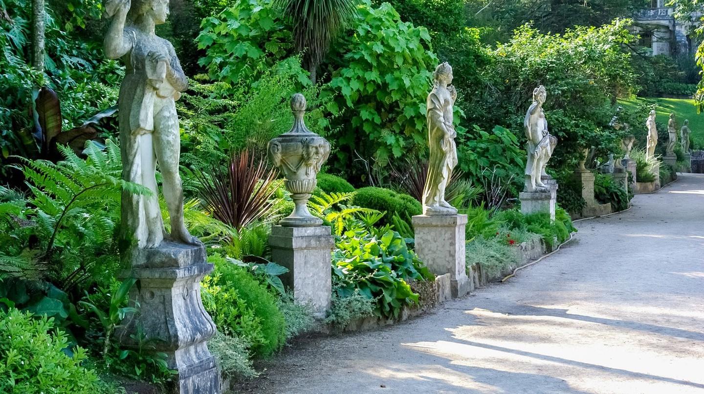 Romantic walkway in Sintra | © Pixabay