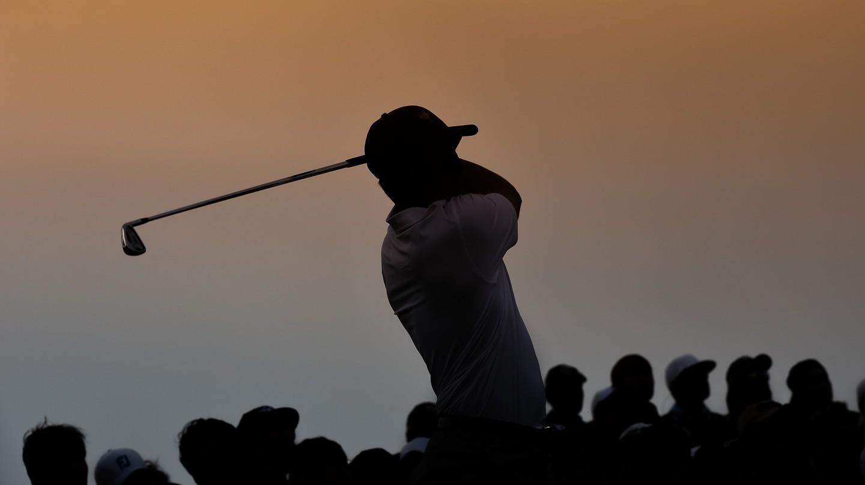 Jordan Spieth during the 2015 Presidents Cup | © Richard Castka/Sportpixgolf.com/REX/Shutterstock