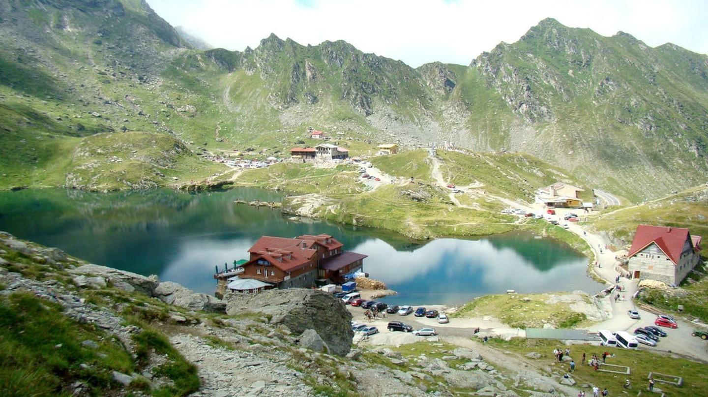 Făgăraș Mountains | © Radu505 / Flickr