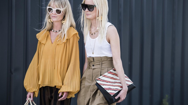 Street style at Copenhagen Fashion Week | © Julien Boudet/BFA/REX/Shutterstock