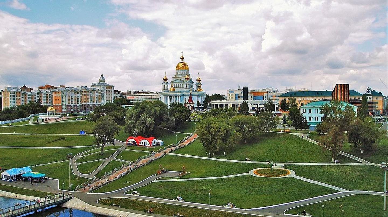 Pushkin's Park in Saransk |© WildBoar / WikiCommons