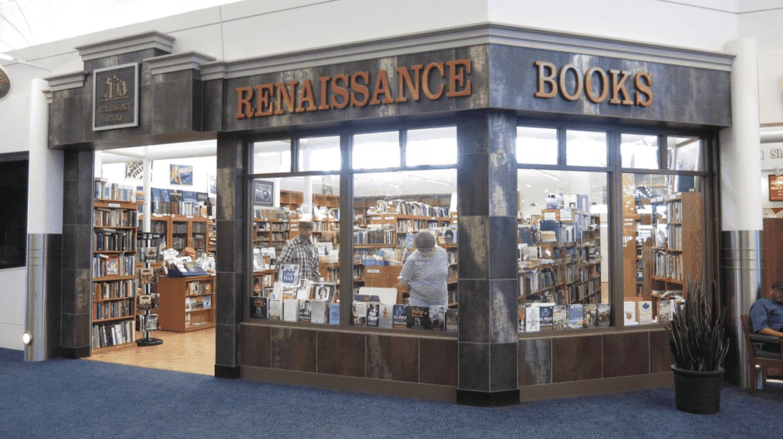 Renaissance book store | © Courtesy Renaissance Books