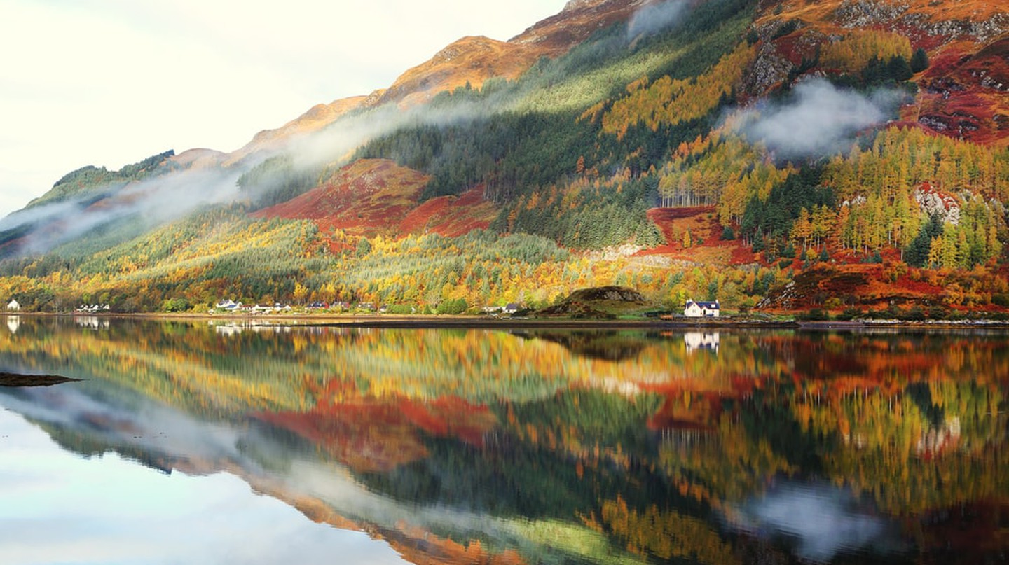 Autumn Colours | Scottish Highlands