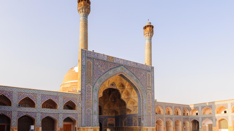 Jameh Mosque, Iran | © Anton_Ivanov/Shutterstock