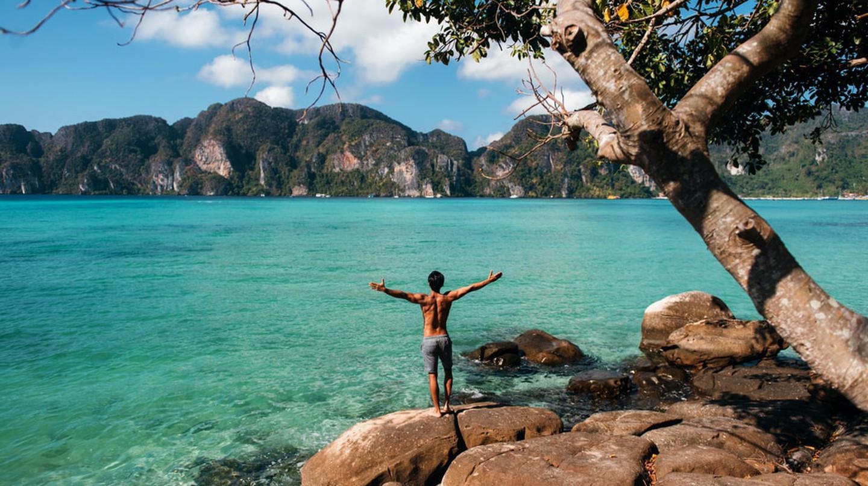 Koh Phi Phi, Thailand   © Tyshchenko Photography/Shutterstock