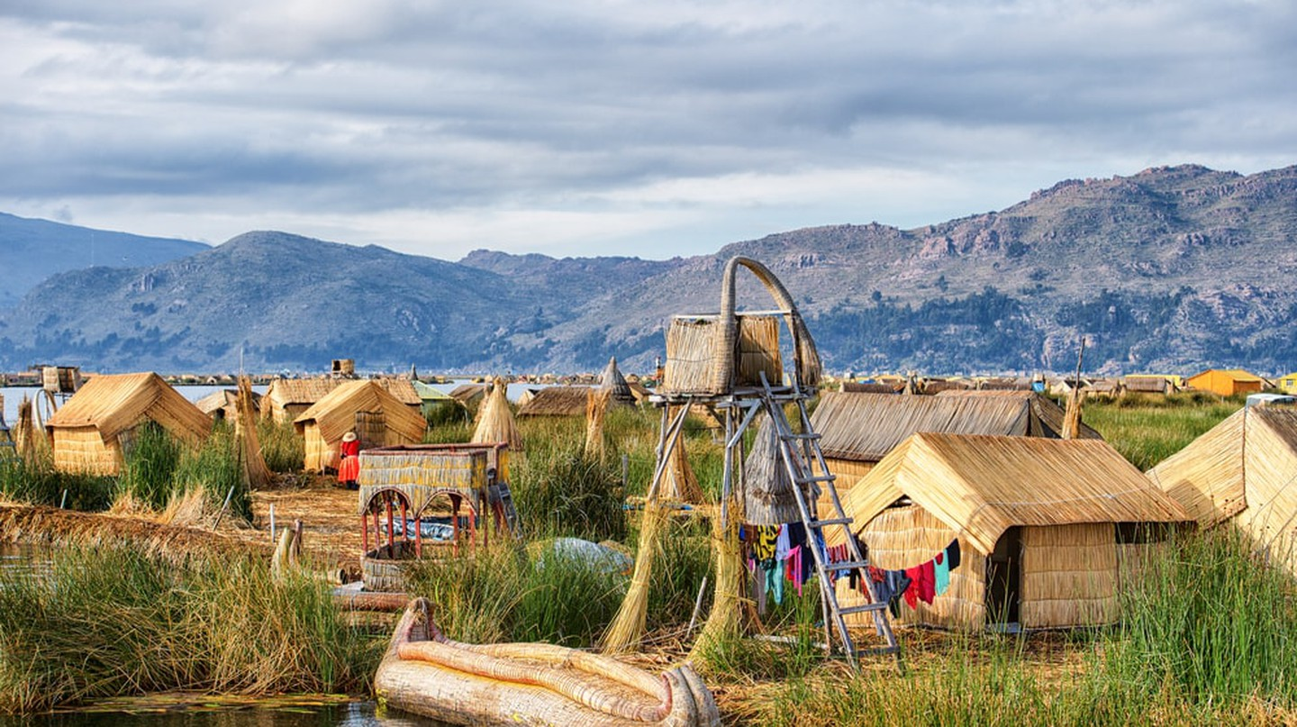 Uros Islands | ©  sharptoyou / Shutterstock