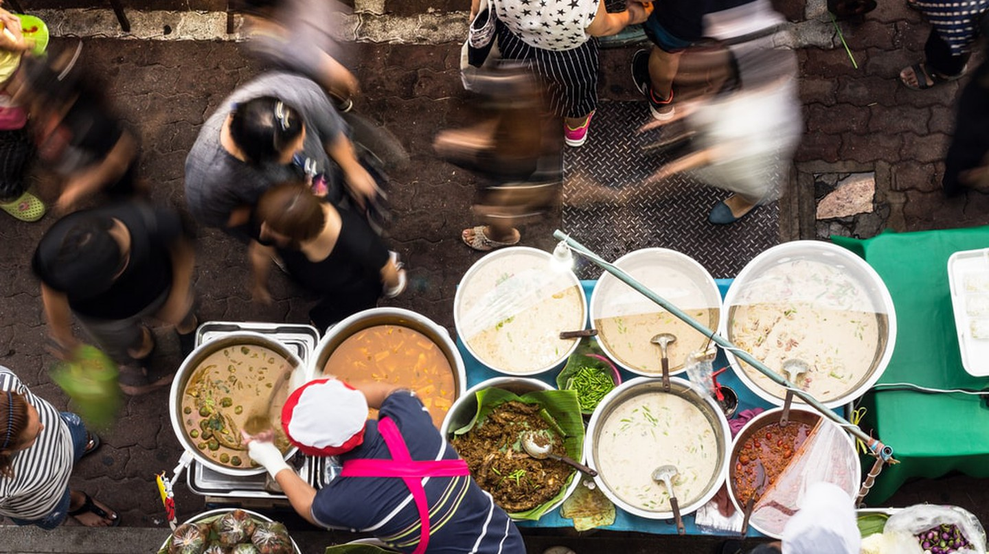Hustle and bustle of Thai markets | © Anansing/Shutterstock