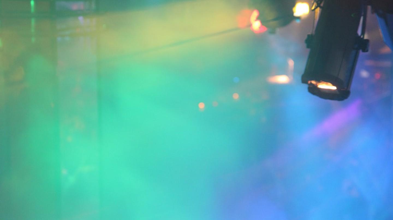 Smoke & Lights | © Atomic Taco / Flickr