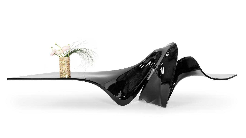 Zaha Hadid Design's Star Wars Themed Table Is Inspired by Princess Leia's Hair