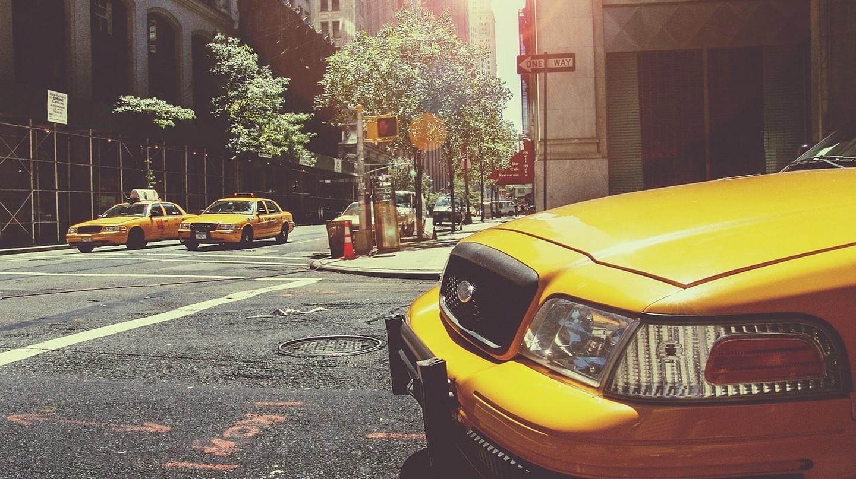 NYC cab   © RyanMcGuire / Pixabay