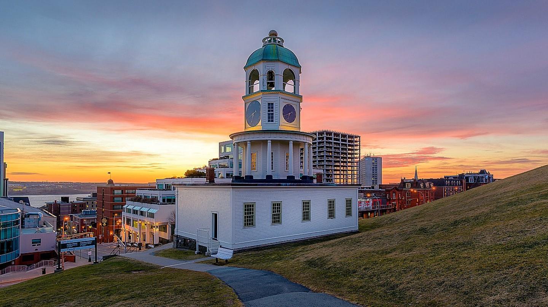 Old Town Clock | Courtesy of Destination Halifax
