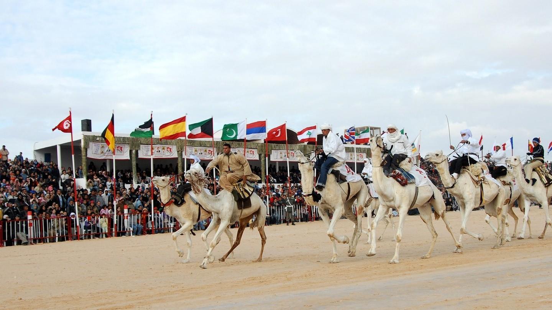Camel race | © hbieser/Pixabay