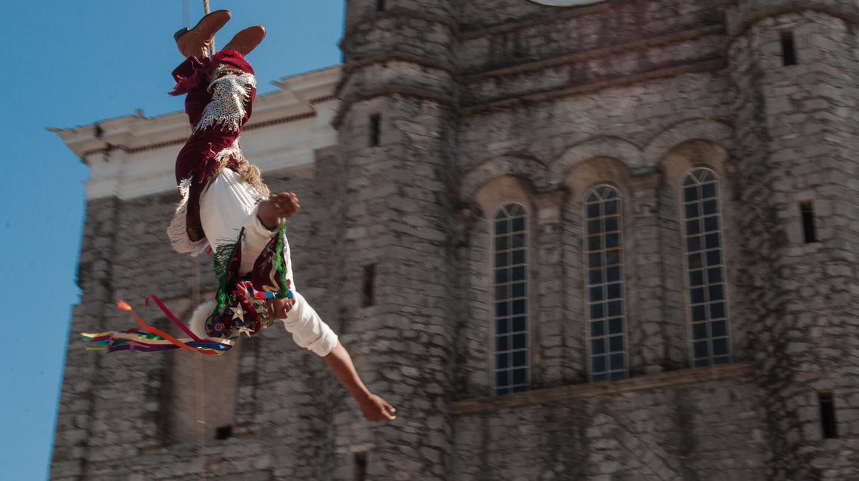 A volador | © WikiCommons