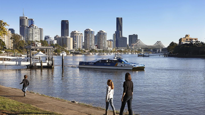 Brisbane River | © Brisbane City Council/Flickr