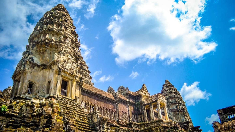 Cambodia | © Cristian Moscoso /Unsplash